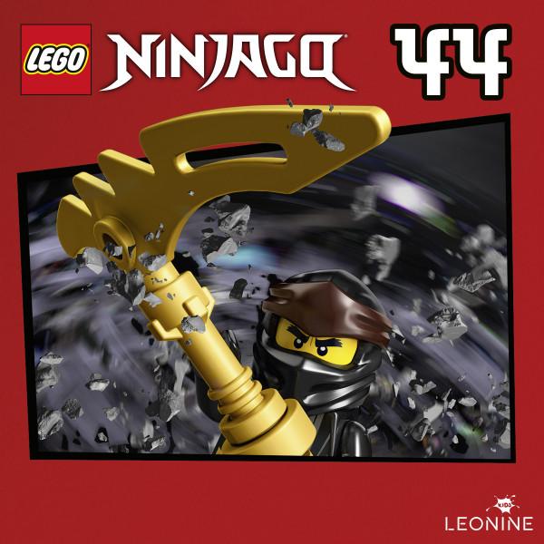 LEGO Ninjago - Folgen 124-128: Pixal gibt niemals auf