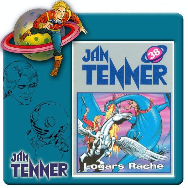 Jan Tenner Classics - Logars Rache - Folge 38