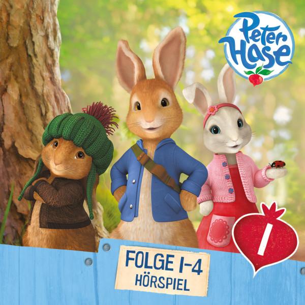 Folge 1-4: Peter Hase