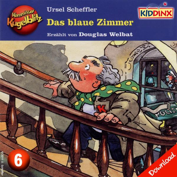 Kommissar Kugelblitz - Das blaue Zimmer - Folge 6