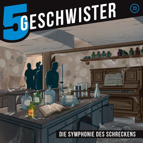 5 Geschwister - 23: Die Symphonie des Schreckens