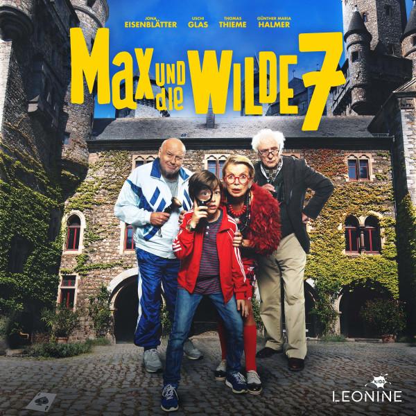 Max und die Wilde 7 - Das Hörspiel zum Film