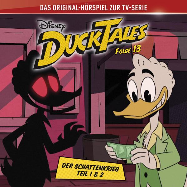 DuckTales Hörspiel - Folge 13: Der Schattenkrieg Teil 1 + 2 (Disney TV-Series)