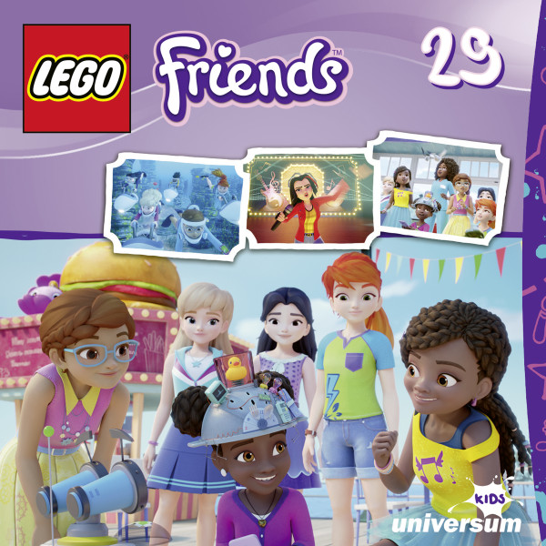 LEGO Friends: Folgen 48-50: Die Seele des Meeres