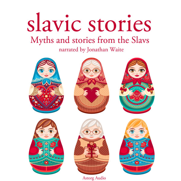 Myths and stories from the Slavs