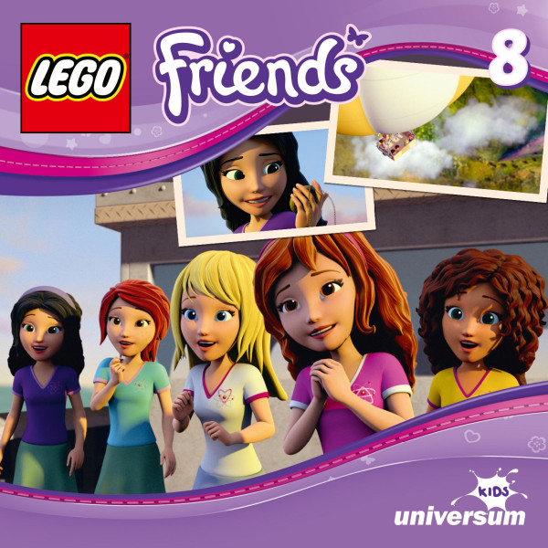 LEGO Friends: Folge 08: Die Pirateninsel