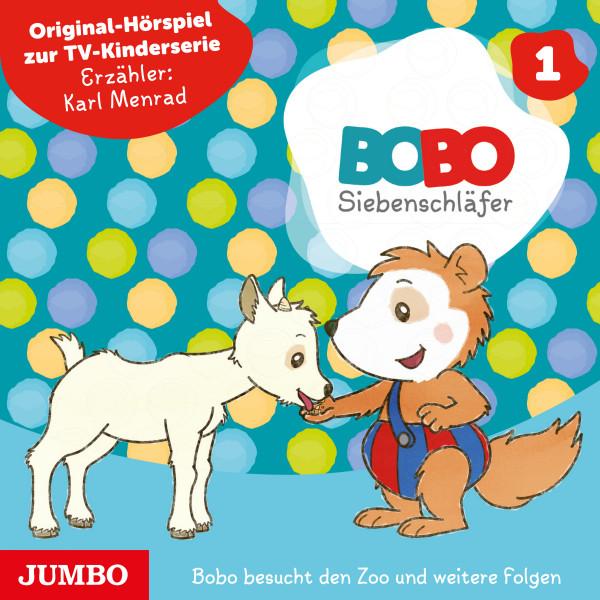 Bobo Siebenschläfer. Original-Hörspiel zur TV-Kinderserie - Bobo Siebenschläfer. Bobo besucht den Zoo und weitere Folgen - Original-Hörspiel zur TV-Kinderserie