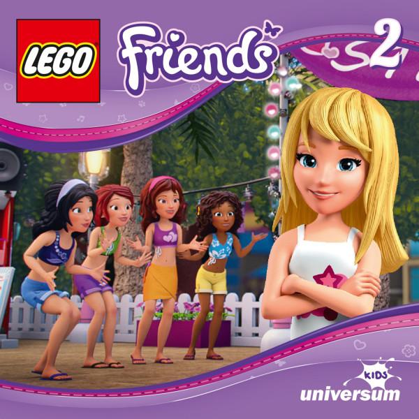 LEGO Friends: Folge 02: Die Überraschungsparty