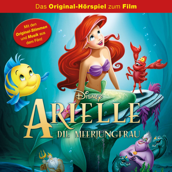 Disney - Arielle die Meerjungfrau