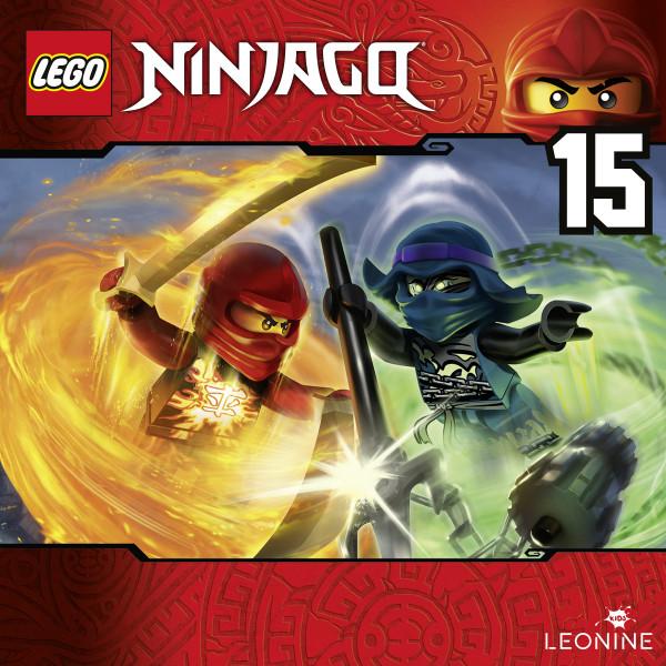 LEGO Ninjago - Folgen 39-41: Der Spion