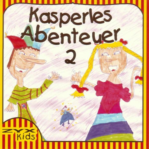 Kasperles Abenteuer 02 - Kasperles Abenteuer mit Lyrika
