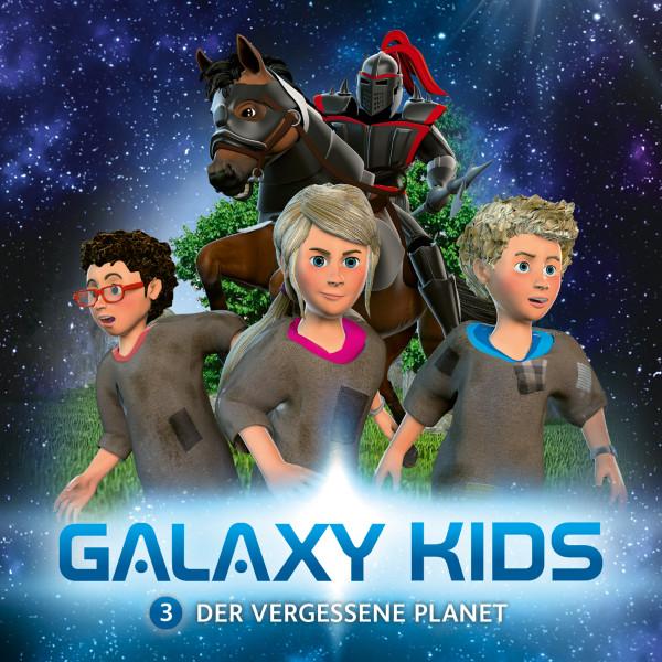 Galaxy Kids - Der vergessene Planet - Folge 3