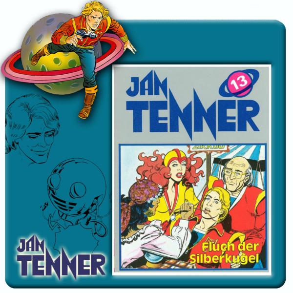 Jan Tenner Classics - Fluch der Silberkugel - Folge 13