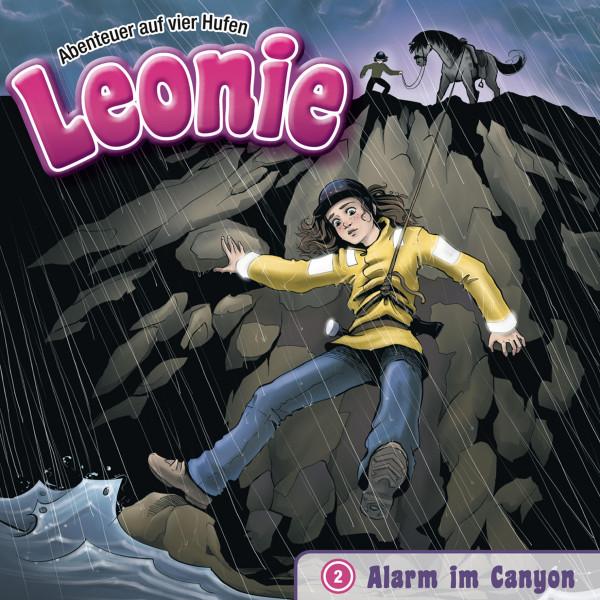 Leonie - Abenteuer auf vier Hufen - 02: Alarm im Canyon