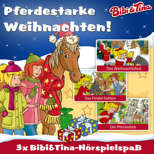 Bibi & Tina - Pferdestarke Weihnachten