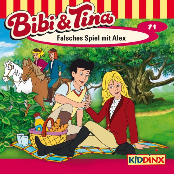 Bibi & Tina - Folge 71: Falsches Spiel mit Alex