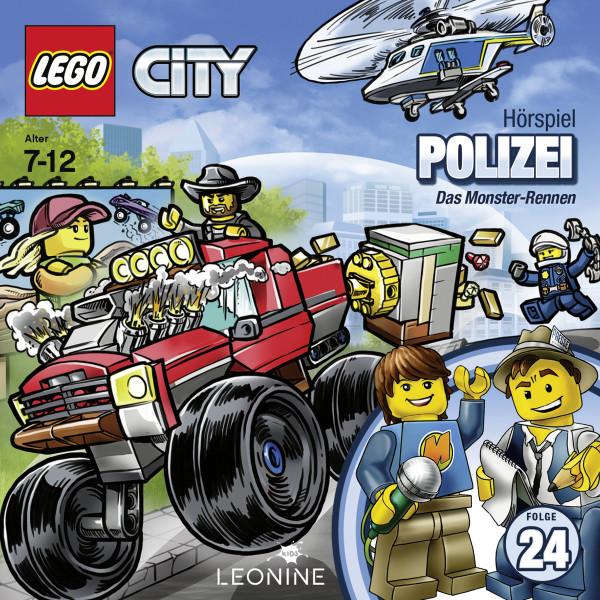 LEGO City - Folge 24: Das Monster-Rennen