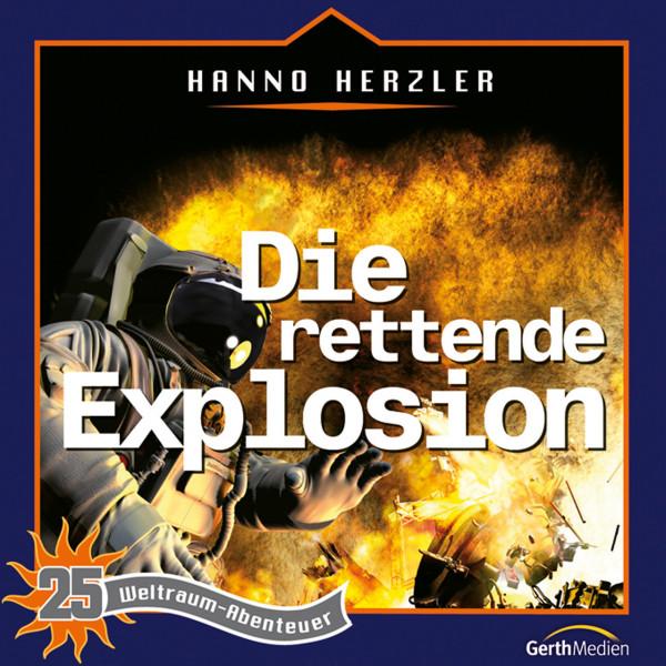 Weltraum-Abenteuer - Die rettende Explosion - Weltraum-Abenteuer - Folge 25