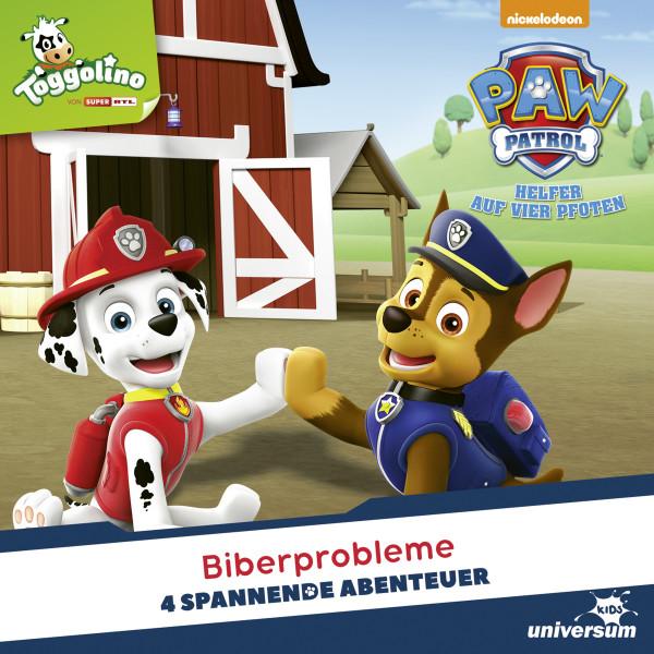 PAW Patrol - Folgen 53-56: Biberprobleme