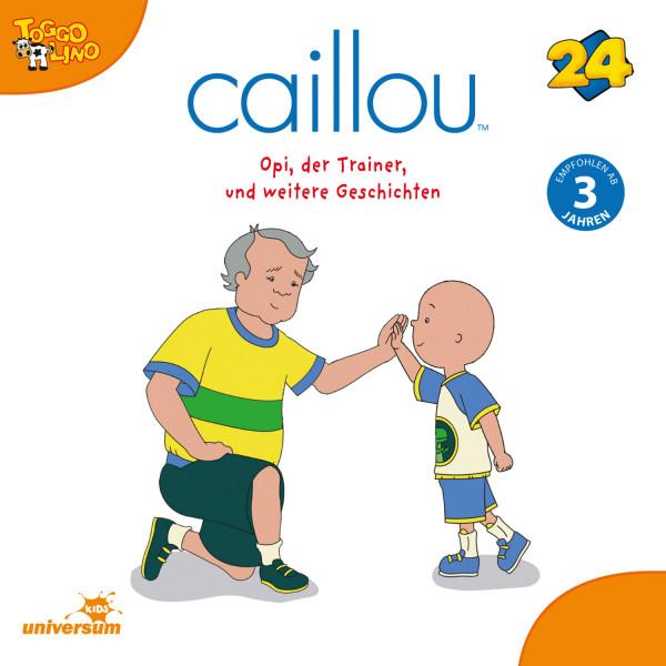 Caillou - Folgen 260-268: Opi, der Trainer