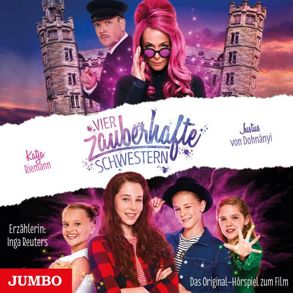 Vier zauberhafte Schwestern - Das Original-Hörspiel zum Film