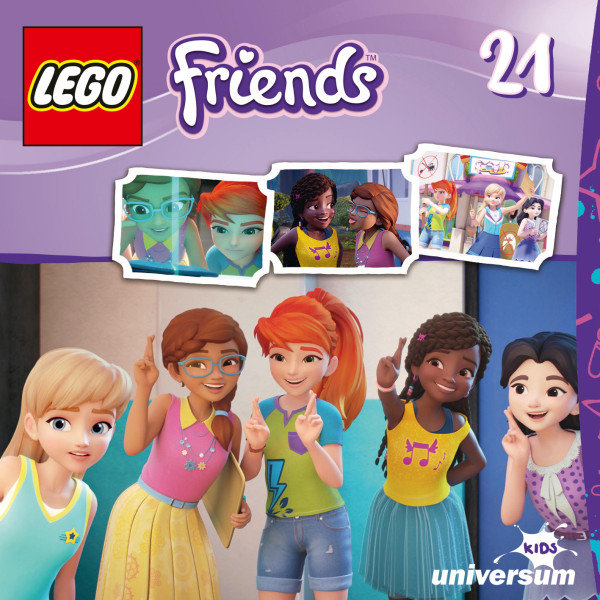 LEGO Friends: Folgen 23-25: Der Waldbrand