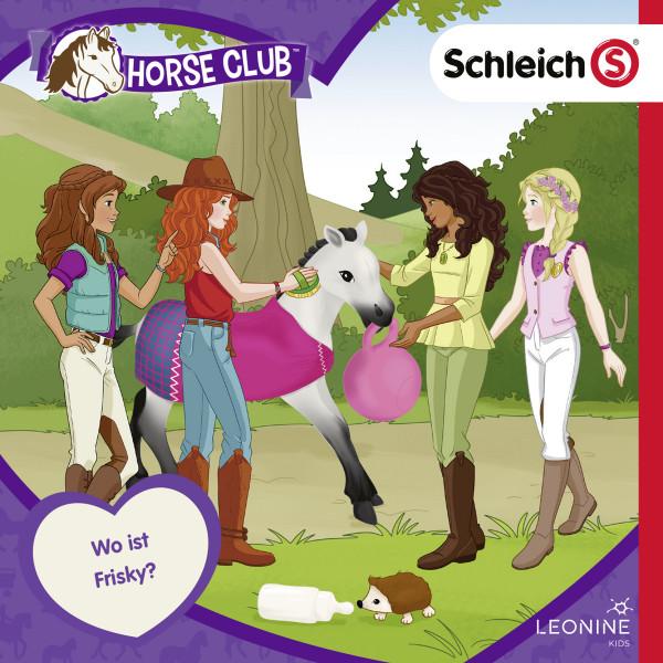 Schleich Horse Club - Folge 15: Wo ist Frisky?