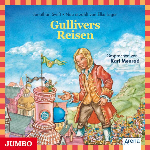 Gullivers Reisen - Moderne Klassiker als HörAbenteuer