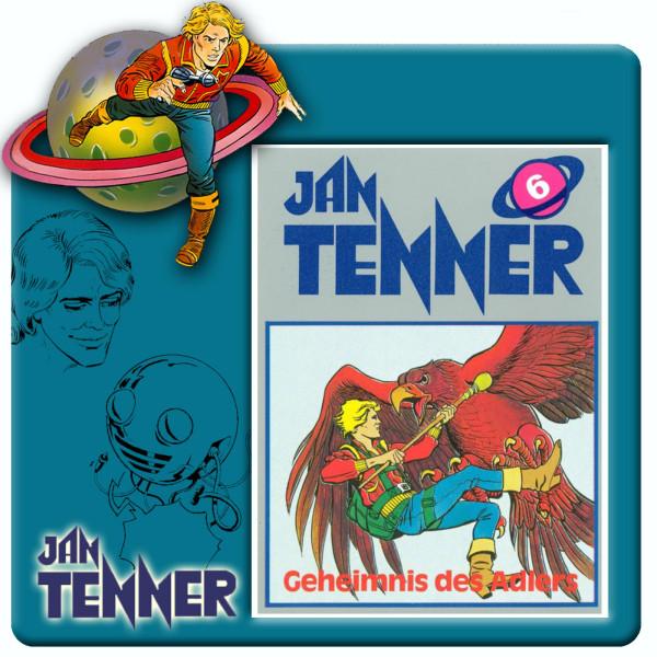 Jan Tenner Classics - Geheimnis des Adlers - Folge 6