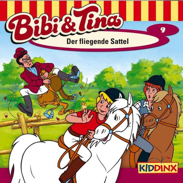 Bibi & Tina - Folge 9: Der fliegende Sattel