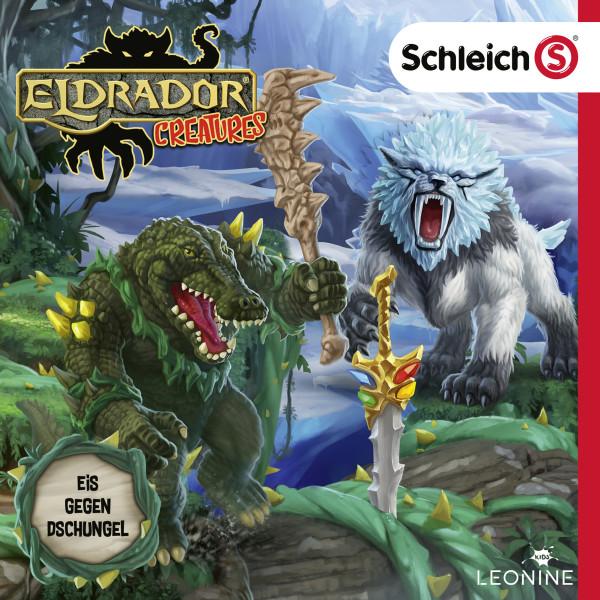Schleich Eldrador Creatures - Folge 02: Eis gegen Dschungel