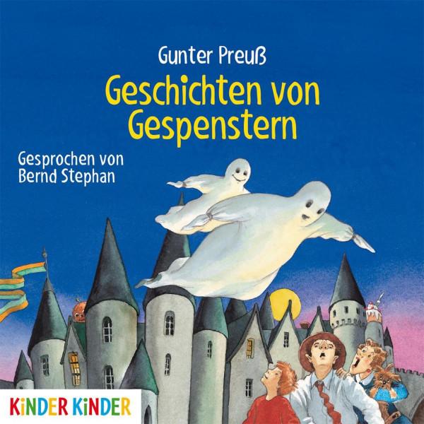 Kinder Kinder - Geschichten von Gespenstern