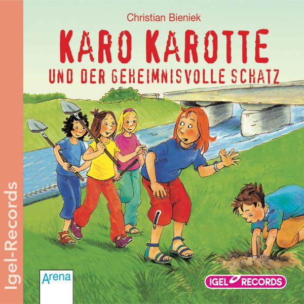 Karo Karotte und der geheimnisvolle Schatz