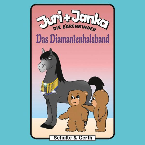Das Diamantenhalsband (Juri und Janka - Die Bärenkinder 6) - Ein musikalisches Kinder-Hörspiel