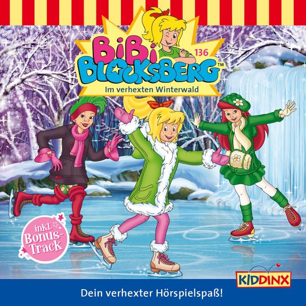 Bibi Blocksberg - Folge 136: Im verhexten Winterwald