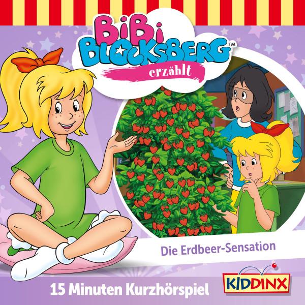 Bibi Blocksberg - Kurzhörspiel - Bibi erzählt: Die Erdbeer-Sensation - Bibi Blocksberg erzählt 11.3