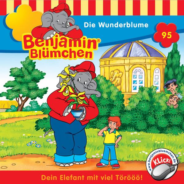 Benjamin Blümchen - Die Wunderblume - Folge 95