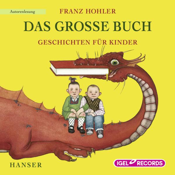 Das große Buch - Geschichten für Kinder