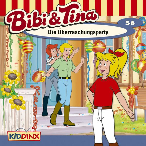 Bibi & Tina - Folge 56: Die Überraschungsparty