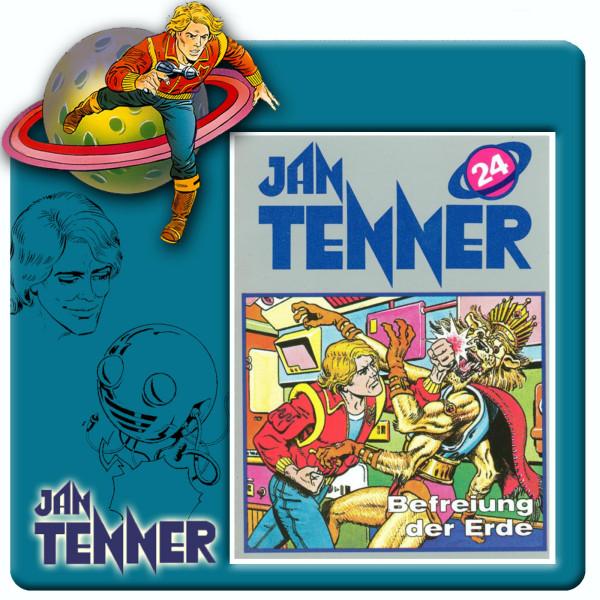 Jan Tenner Classics - Befreiung der Erde - Folge 24