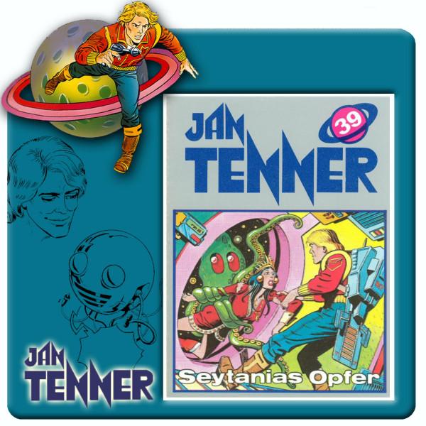Jan Tenner Classics - Seytanias Opfer - Folge 39