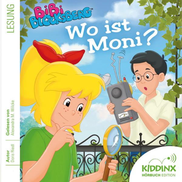 Bibi Blocksberg Hörbuch - Wo ist Moni?