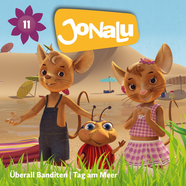JoNaLu: Folgen 16-17: Überall Banditen