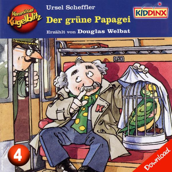 Kommissar Kugelblitz - Der grüne Papagei - Folge 4
