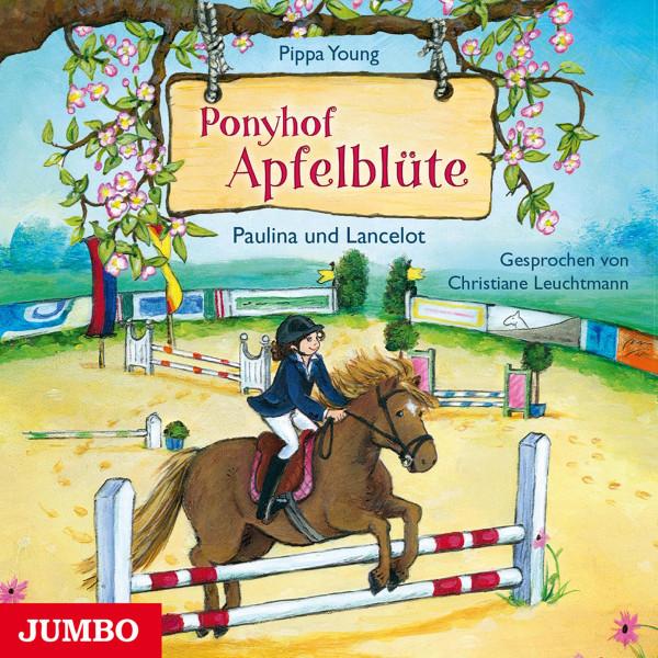 Ponyhof Apfelblüte 2. Paulina und Lancelot