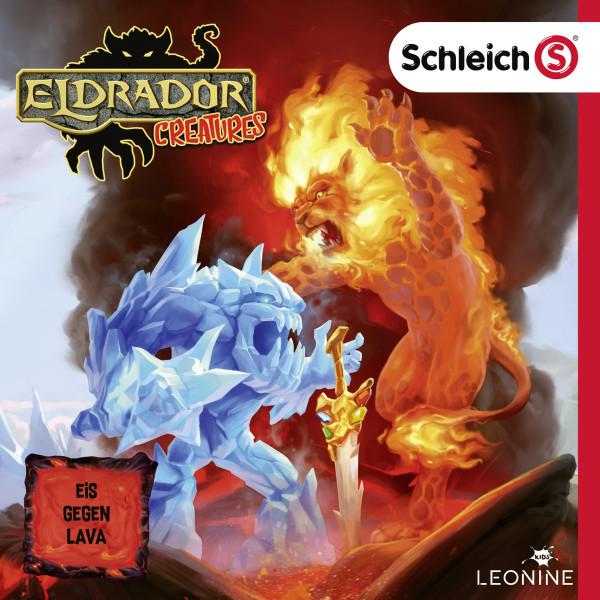 Schleich Eldrador Creatures - Folge 01: Eis gegen Lava