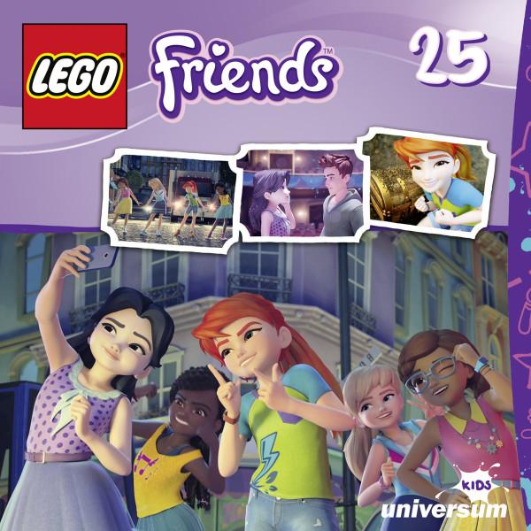 LEGO Friends: Folgen 36-38: Das Theaterstück