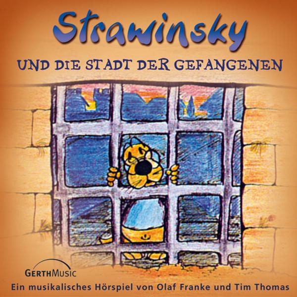 Strawinsky und die Stadt der Gefangenen - Folge 2
