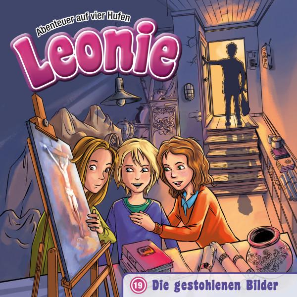 Leonie - Abenteuer auf vier Hufen - Die gestohlenen Bilder - Folge 19