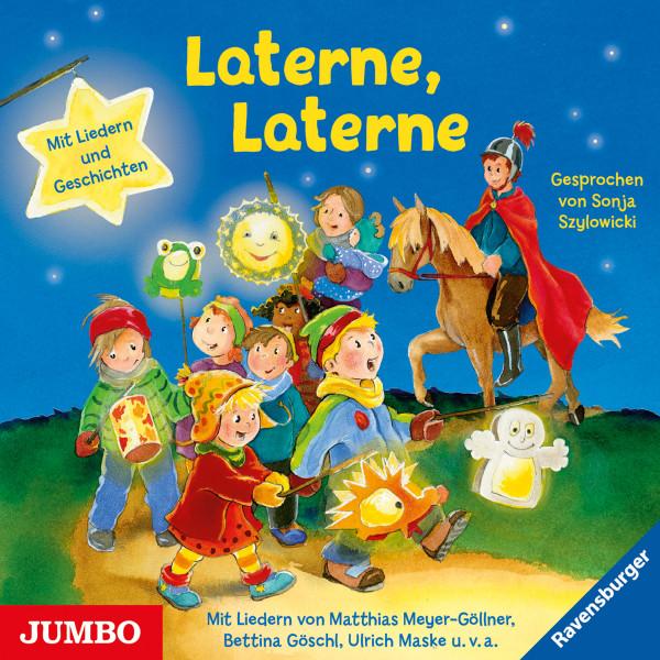 Laterne, Laterne - Mit Liedern und Geschichten